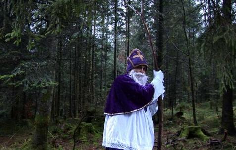 <p>Éléonore Saintagnan, <strong><em>Un film abécédaire</em></strong>, 2010, vidéo HD, 22min. Vue de l&rsquo;exposition d'Éléonore Saintagnan, Néon, Lyon, 2010.</p>