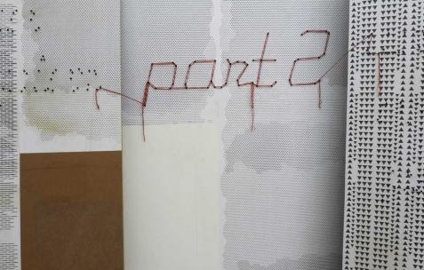 <p>Vue de l&rsquo;exposition <em>Sisyphe</em>, Néon, Lyon, 2012. Photo : Maxime Rizard / Néon.</p>
