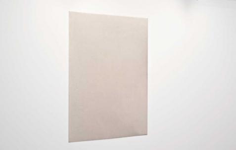 <p>Sébastien Maloberti, <strong><em>Lost in Chakigo</em></strong>, 2013, résine acrylique et encre sur acier laqué, dimension 112 x 76 cm. Vue de l'exposition <em>Blind Lemon</em>, Néon, Lyon, 2013. Photo : Clémence Bachat /Néon.</p>