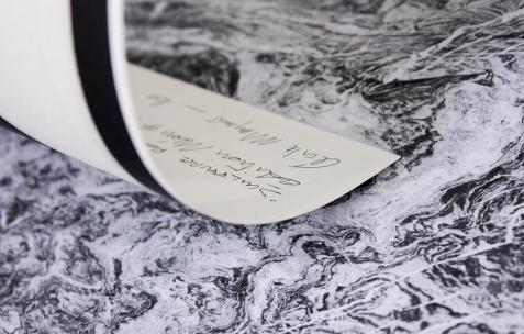 <p>Cécile Meynier<strong><em>,</em></strong><strong><em>Very small deal #1,</em></strong><strong> <em>Sculpture pour photocopieuse</em></strong> (détail), 2011, photocopie, A4, 60 exemplaires, numérotés et signés. Photo : Valentin Defaux / Néon, 2016.</p>