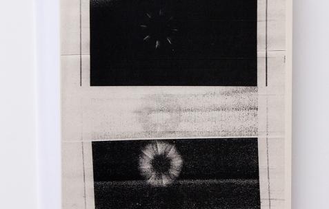 <p>Luca Monterastelli,<em>Very small deal #5<strong>, Rocaille,</strong></em> 2012, photocopie, A4, 60 exemplaires, numérotés et signés. Photo : Valentin Defaux / Néon, 2016.</p>