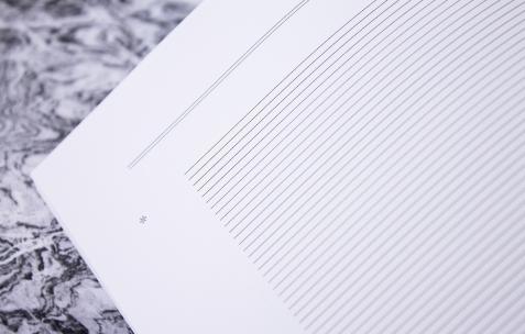 <p>Luca Monterastelli,<strong><em>Graceland </em></strong>(détail), 2012, publication, texte deBeniamino Foschini,impression numérique, A4, 32 pages, 60 exemplaires. Photo : Valentin Defaux / Néon, 2016.</p>