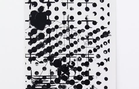 <p>Olivier Morvan,<em>Very small deal #3,</em> <em><strong>X/Y/Z (Remix)</strong></em>, 2012, photocopie, A4, 60 exemplaires, numérotés et signés. Photo : Valentin Defaux / Néon, 2016.</p>